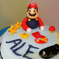 Ospite d'onore, Super Mario