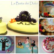 Come ti organizzo un compleanno… insieme al festeggiato (bambini da 3 a 5 anni) – Torte in pdz
