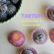 Tartufi al cioccolato e mascarpone, ovvero come riciclare le uova di Pasqua #3