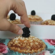 Mini Bakewell Tart alle more