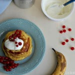 Banana Pancakes per una nuova avventura