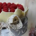 Cioccolato bianco, cardamomo e lamponi dei Monti Cimini
