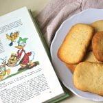 Biscotti del drago di Nonna Papera