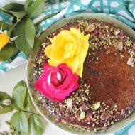Perisan Love Cake – torta alle rose e pistacchio