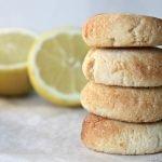 Biscottini alle mandorle e limone