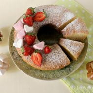 Hot Milk Sponge Cake con pentola fornetto