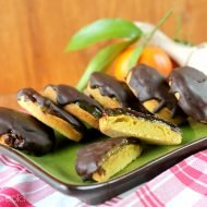 Jaffa Cakes alle clementine