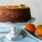 Fluffosa all'arancia, cannella e cioccolato