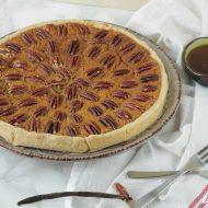 Pecan Pie allo sciroppo d'acero
